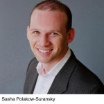 Sasha Polakow-Suransky