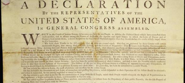 Dunlap_Broadside_(Declaration_of_Independence)_-_NARA_-_301682