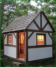 tudor cabin