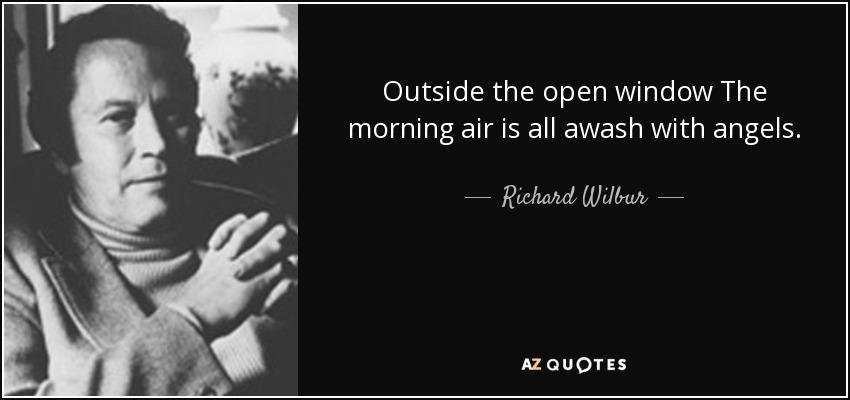 Remembering Poet Richard Wilbur